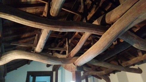 彦根城 天井