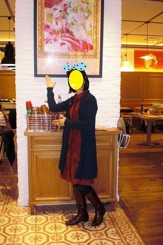 ベルばらカフェ kopka