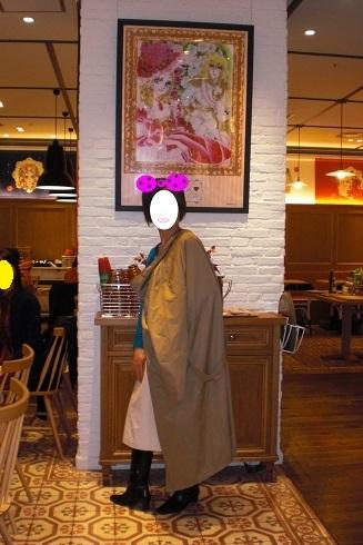 ベルばらカフェ まりー