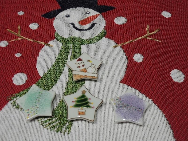 クリスマスのお箸置き