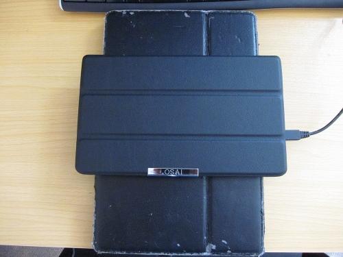 TF101 vs ZenPad 8.0 大きさ比較