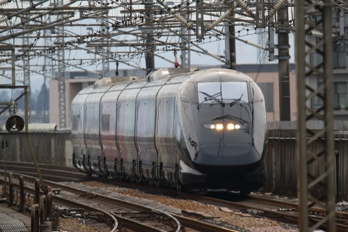 長岡駅 現美新幹線