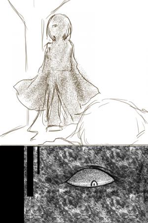 落書き漫画:漫画~奴隷商出会い編5
