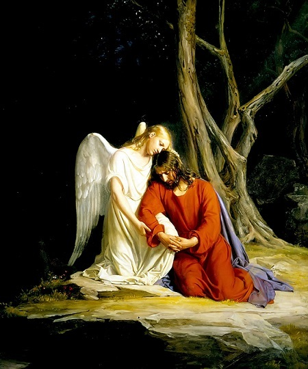 カール・ハインリッヒ・ブロッホ 『Gethsemane』