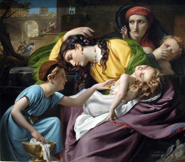 フランソワ・ジョゼフ・ナヴェズ 『幼児虐殺』