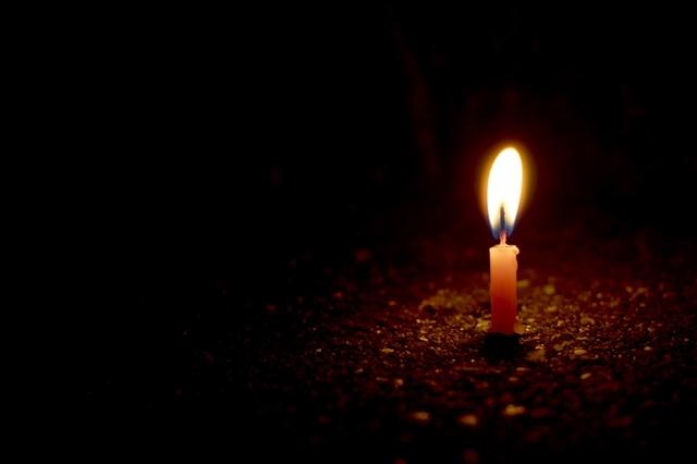 風前の灯火