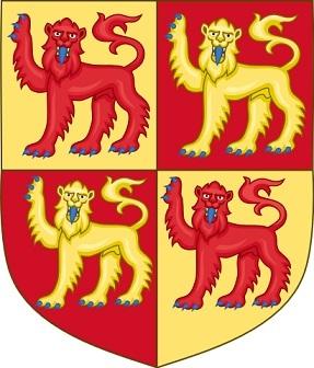 グウィネズ王国の紋章