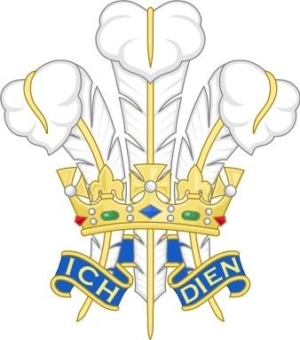 プリンス・オブ・ウェールズの紋章