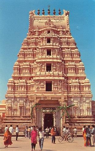 ランガナータ寺院