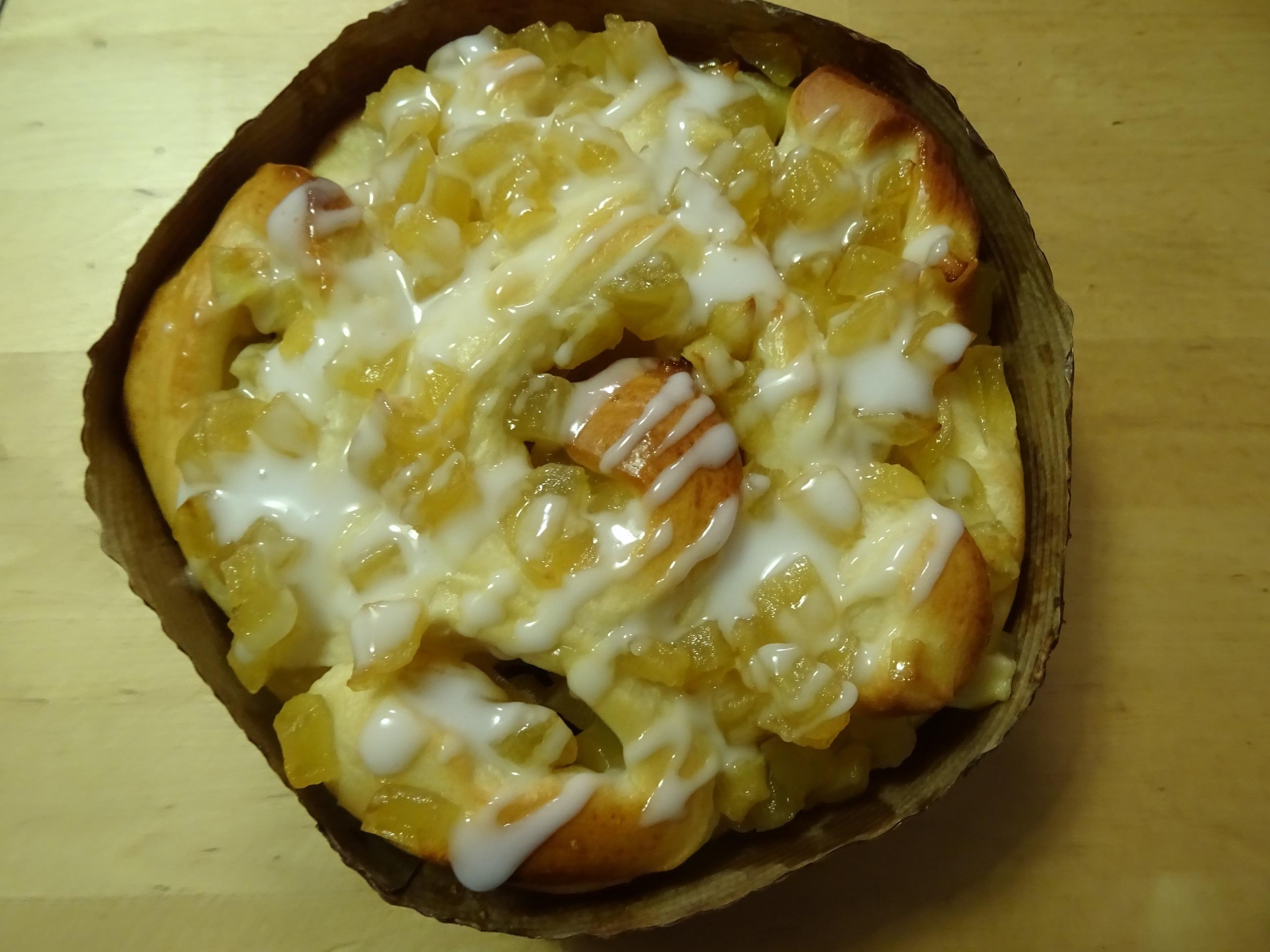 りんごのパンとおやつ2