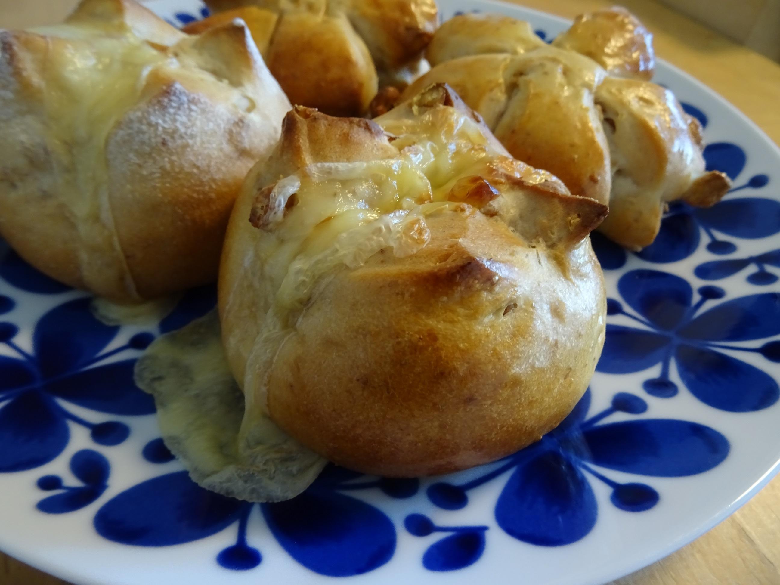 胡桃パン1