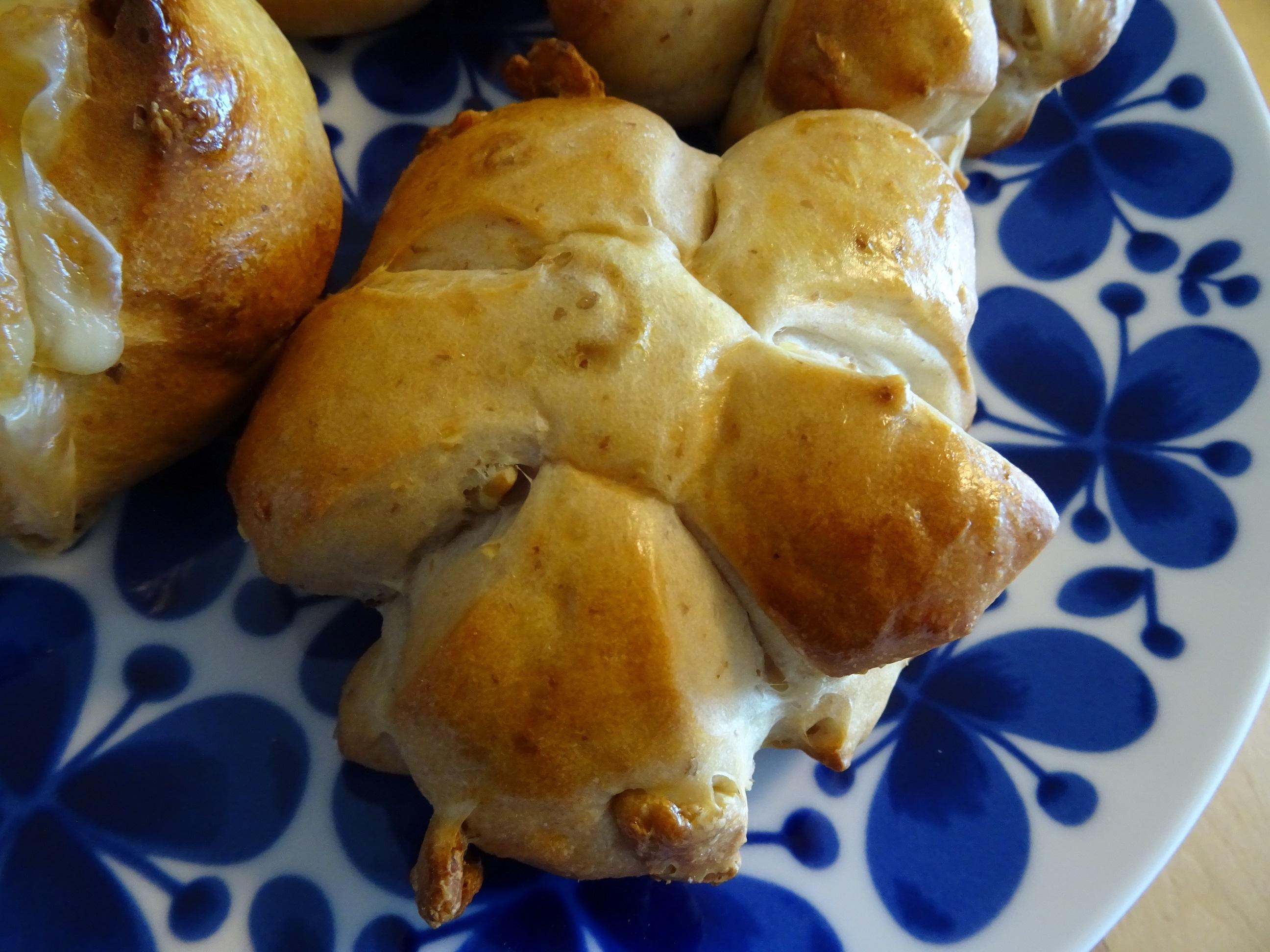 胡桃パン2