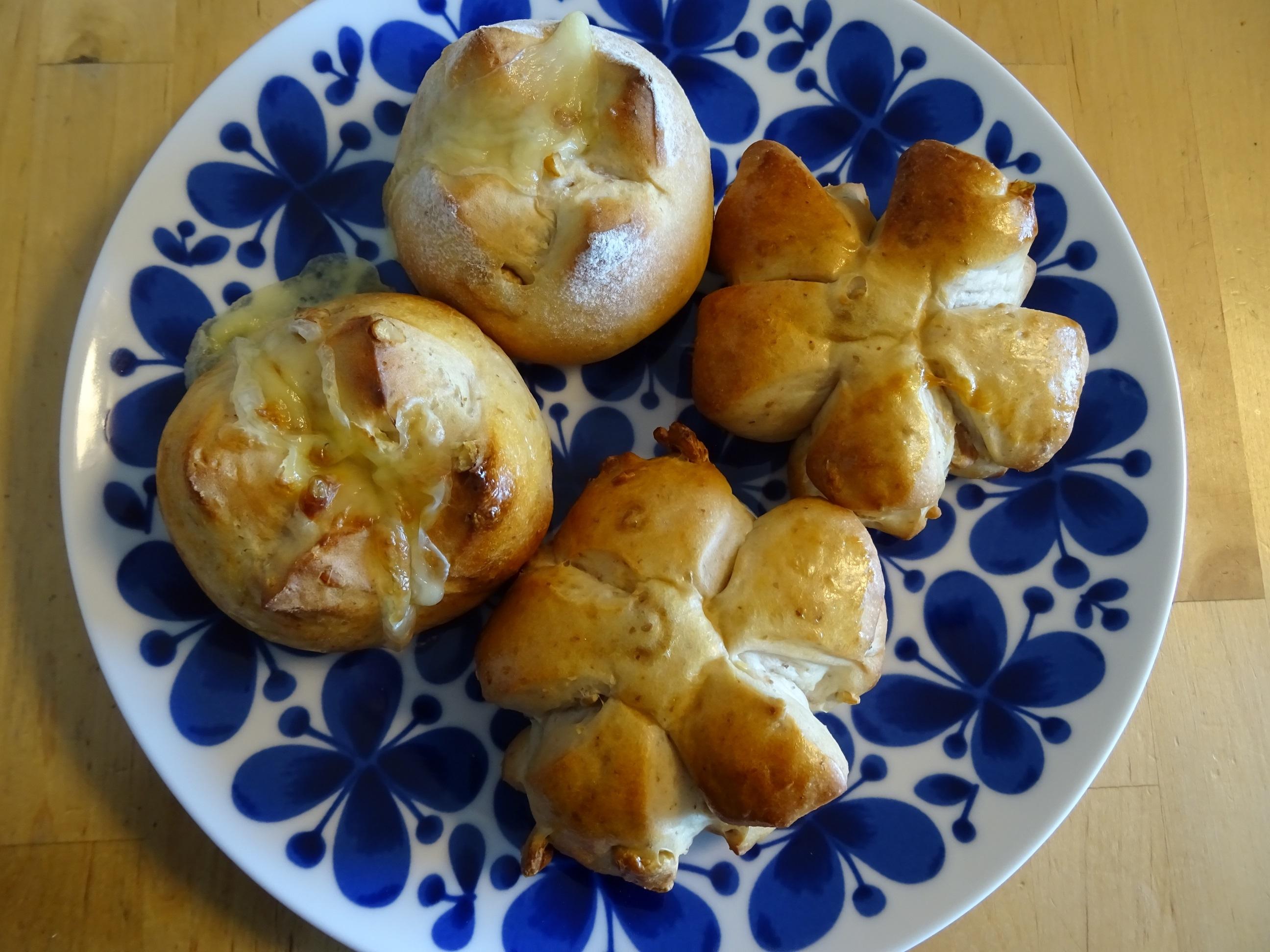 胡桃パン3