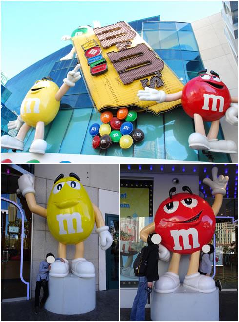M&M'sワールド1