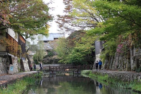 2016.11.11 滋賀県旅行 1日目① 八幡堀めぐり-1