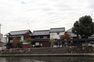 2016.11.11 滋賀県旅行 1日目① 八幡堀めぐり-6