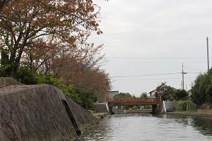 2016.11.11 滋賀県旅行 1日目① 八幡堀めぐり-7