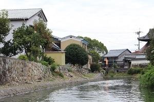 2016.11.11 滋賀県旅行 1日目① 八幡堀めぐり-10