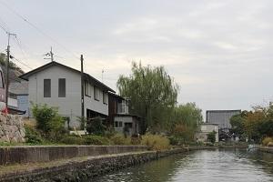 2016.11.11 滋賀県旅行 1日目① 八幡堀めぐり-13