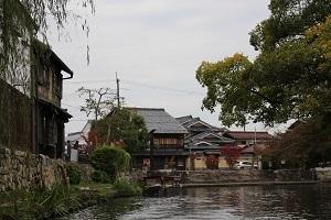 2016.11.11 滋賀県旅行 1日目① 八幡堀めぐり-18