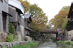 2016.11.11 滋賀県旅行 1日目① 八幡堀めぐり-20