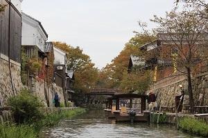 2016.11.11 滋賀県旅行 1日目① 八幡堀めぐり-21