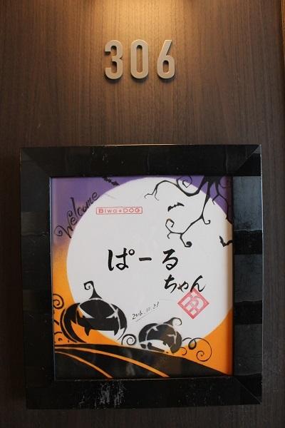 2016.11.13 滋賀県旅行 1日目③ ホテルビワドッグ①-8