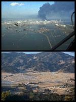 東日本大震災時