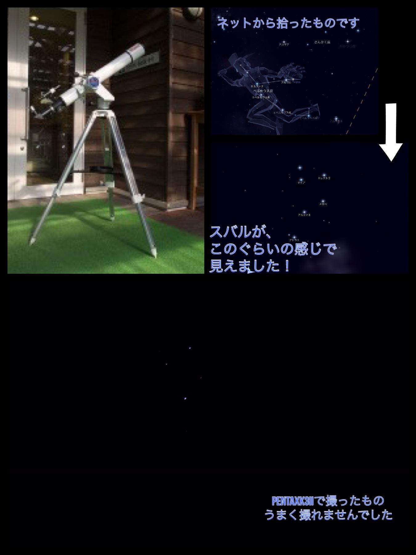 ツインリンクもてぎ 森と星空のキャンプヴィレッジ 天体望遠鏡