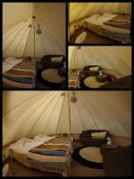 ツインリンクもてぎ 森と星空のキャンプヴィレッジ セットアップサイト