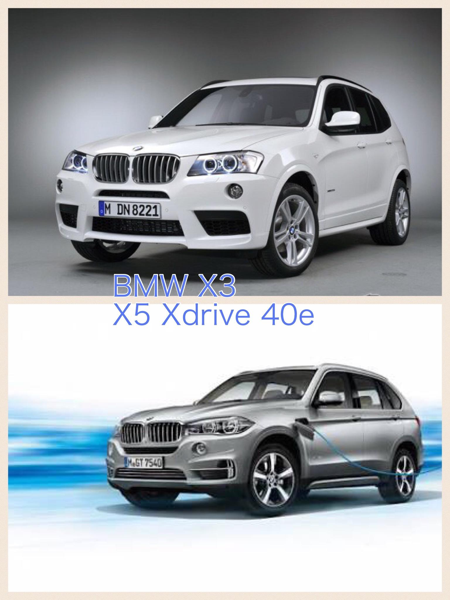 BMW X3 EV x540e