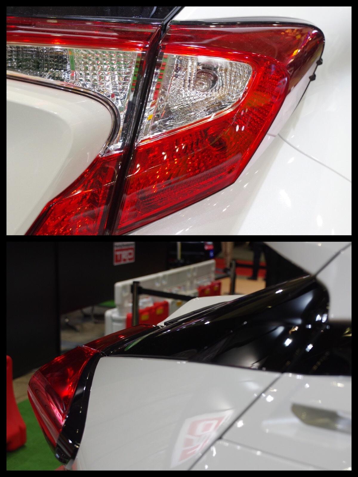 トヨタC-HR カスタマイズ TRD アグレッシブスタイル 東京オートサロン2017