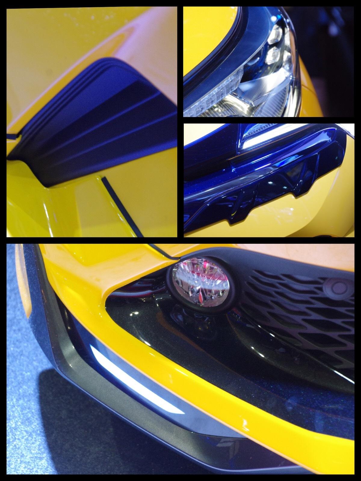 トヨタC-HR カスタム モデリスタ ブーストインパルススタイル 東京オートサロン