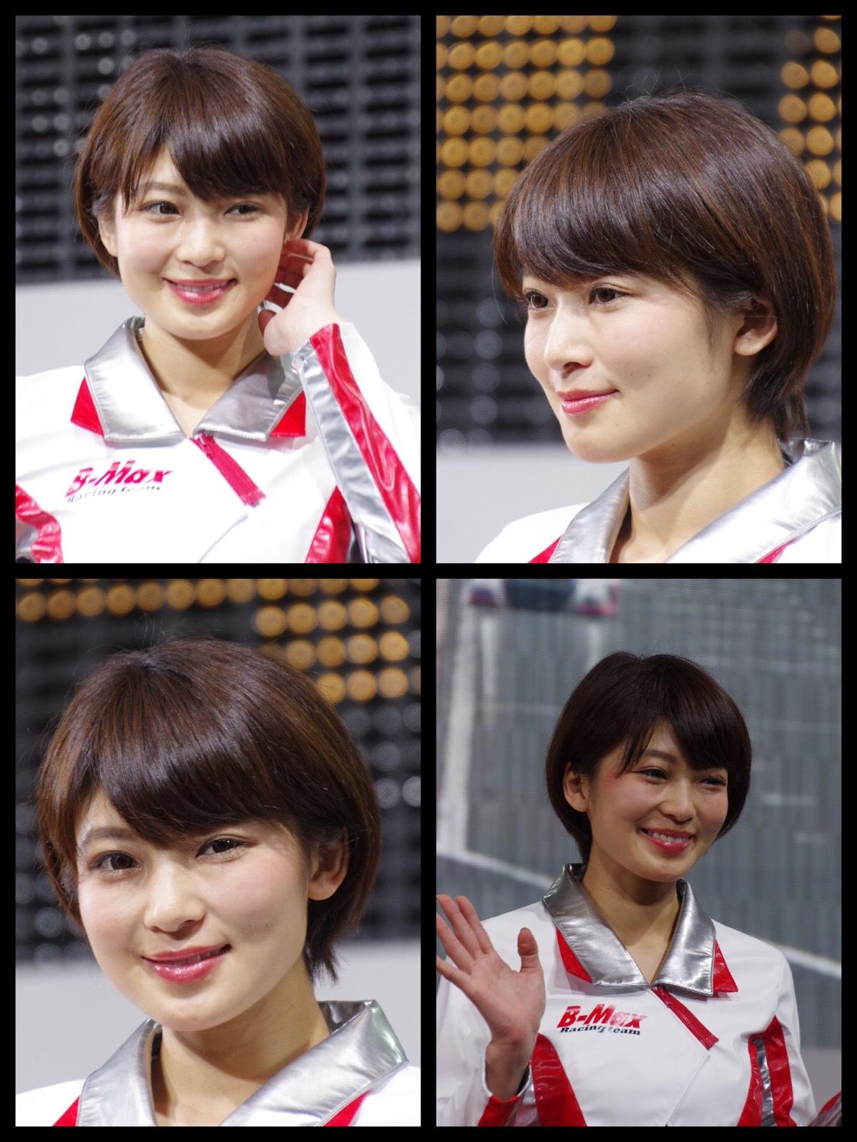 東京オートサロン2017 日産 コンパニオン