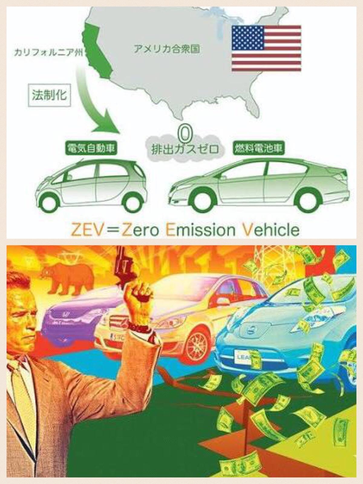 ZEV カリフォルニア