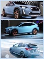 スバル 新型XV 2017