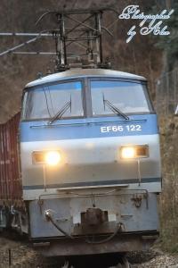 2081レ(=EF66-122牽引)