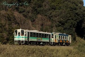 537D 貴生川発信楽行き(SRK200形最終運用)