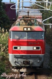 2093レ(=EF510-4牽引)