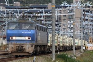 9085レ(=EF200-18牽引)