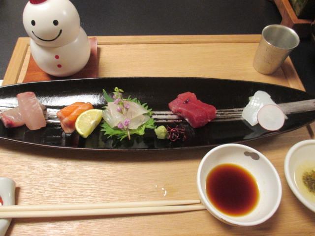 温泉旅行 食事3