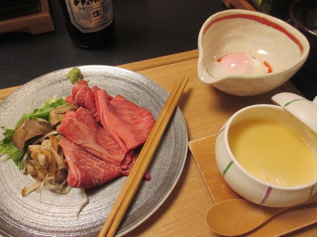 温泉旅行 食事5