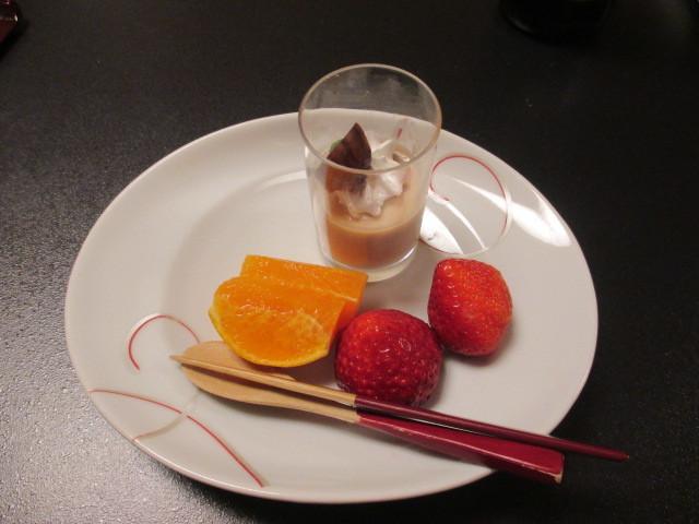 温泉旅行 食事6