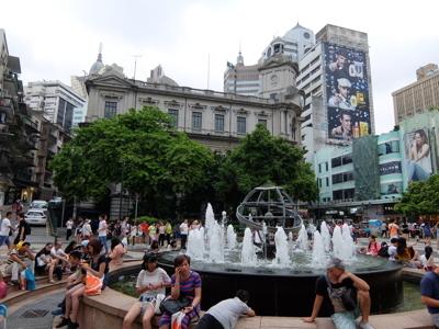 マカオ6083セナド広場