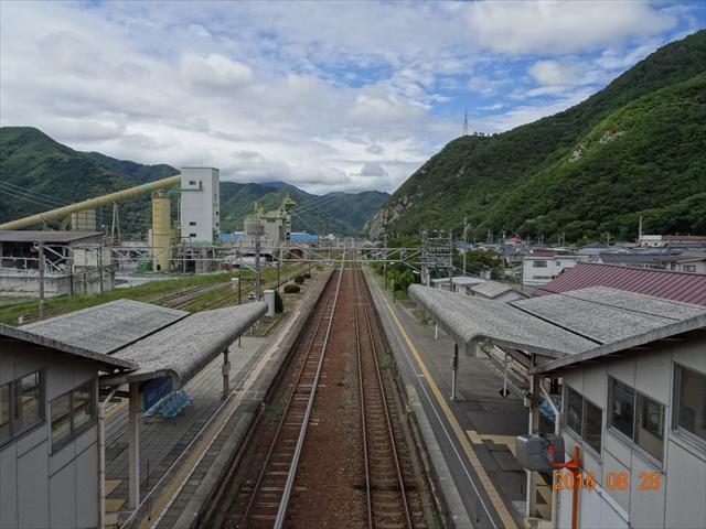 西上田駅 3