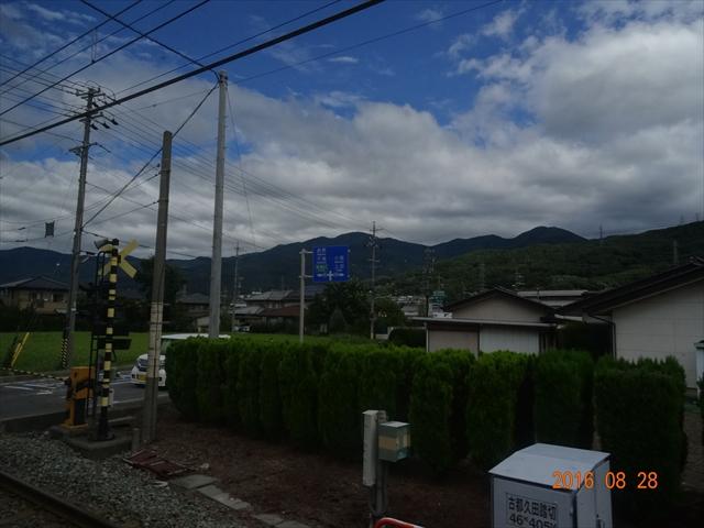 電車からの景色 2