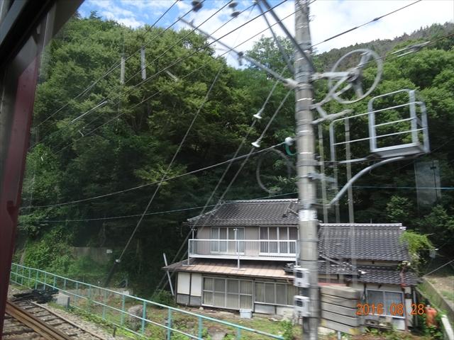 電車からの景色 4