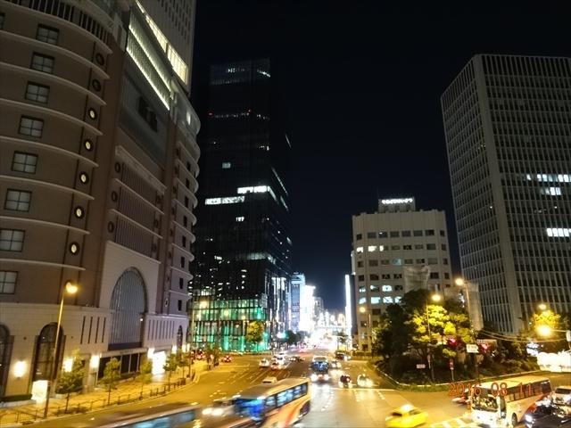 大阪駅前 夜景(16) 1
