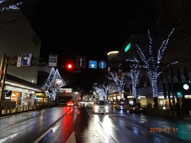 クリスマスの香林坊 1