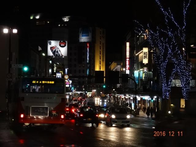 クリスマスの香林坊 3